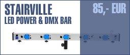 Stairville LED Power & DMX Bar