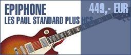 Epiphone Les Paul Standard Plus Pro HCS