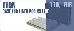 Thon Case Line6 POD X3 Live