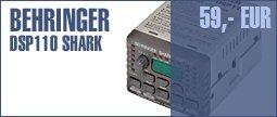 Behringer DSP110 Shark