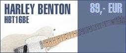 Harley Benton TE-30 BE Standard Series