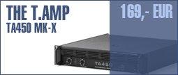 the t.amp TA450 MK-X