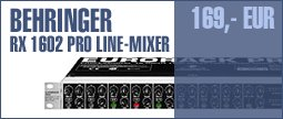 Behringer RX1602