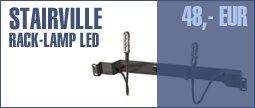 """Stairville LED 19"""" Rack Lamp 12V"""