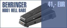 Behringer HB01 Hell Babe