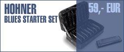 Hohner Blues Starter Set