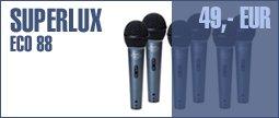 Superlux Eco 88 6pcs Pack