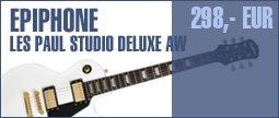 Epiphone Les Paul Studio Deluxe AW