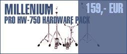 Millenium Pro HW-750 Hardware Pack
