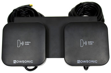 Stage Antenna Set 5,8 GHZ Nowsonic