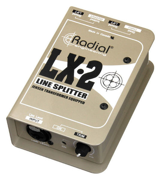 LX-2 Radial Engineering