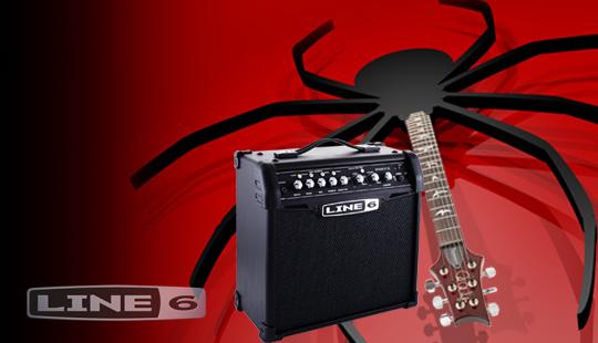 Line6 Spider Combos