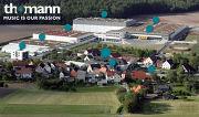 Virtuální vyhlídkový let nad Treppendorfem