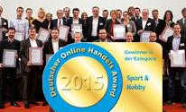 Online-Handels-Award 2015 - Wir sagen danke!