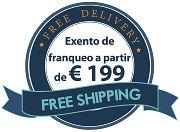 Envío gratuito para pedidos partir de 199 Euro.