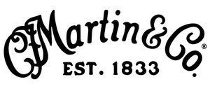Martin Guitars company logo