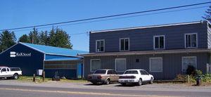 huvudkontor i Coos Bay, OR