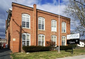 huvudkontor i Greensboro