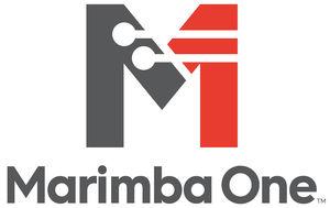 Marimba One bedrijfs logo
