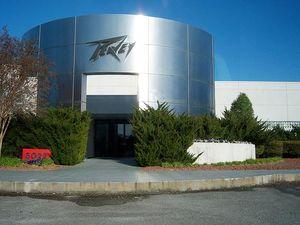 Firmensitz in Meridian, Mississippi
