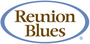 Reunion Blues bedrijfs logo