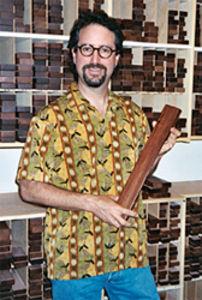 oprichter Ron Samual