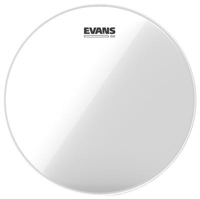 "Evans 13"" G2 Clear Tom"