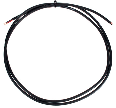 Cordial CLS 215 Lautsprecherkabel schwarz