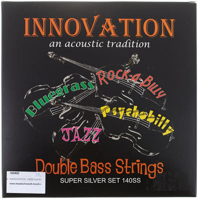 Innovation 140SS Super Silvers