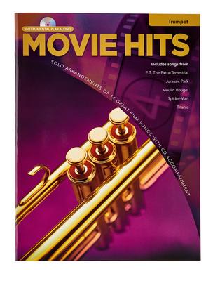 Music Sales Movie Hits Trompete