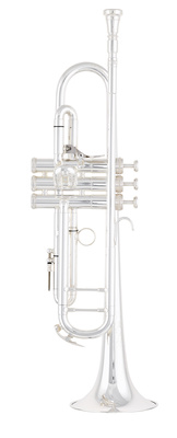 King 2055T Silver Flair Trumpet