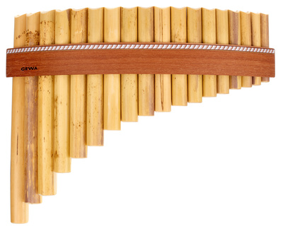 Gewa 700290 Panpipes G-Major