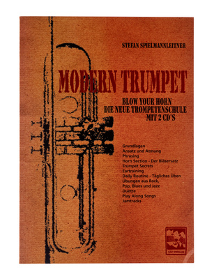 Leu Verlag Modern Trumpet