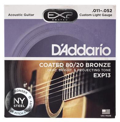 Daddario EXP13 Saiten für Akustikgitarre