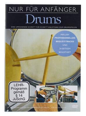 Bosworth Nur Für Anfänger Drums DVD