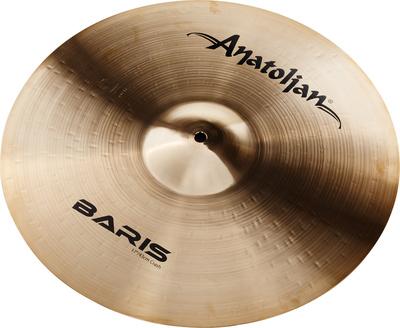 "Anatolian 15"" Crash Baris Serie"