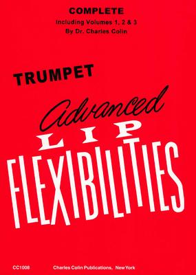 Charles Colin Music Advanced Lip Flexibilities Tr