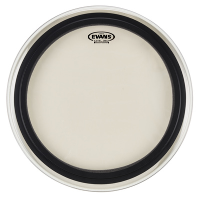 "Evans 20"" EMAD2 Clear Bass Drum"