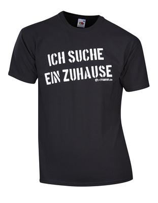 "Thomann T-Shirt ""Ich suche ..."" XL BK"