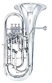Kanstul CEU 975 Bb-Euphonium S