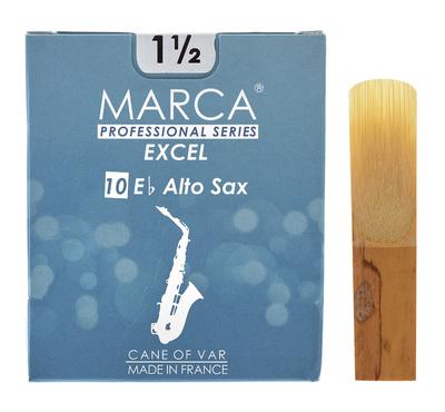 Marca Excel Alto Sax 3
