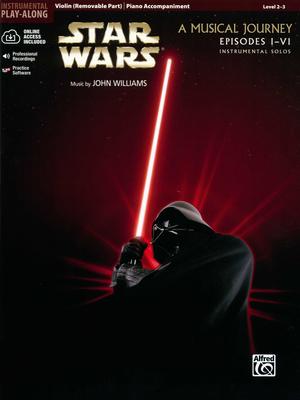 Alfred Music Publishing Star Wars Journey I-VI Violin