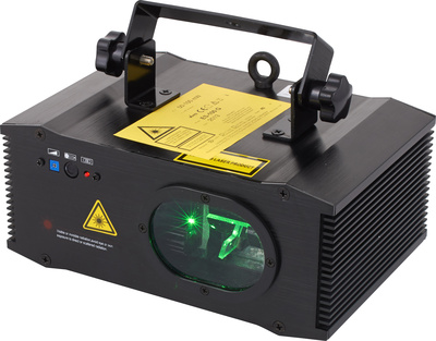 Laserworld ES-100G 100MW Green