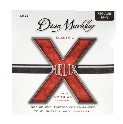 Dean Markley Helix 2513 Reg