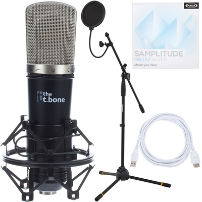 the t.bone SC 450 USB Podcast Bundle