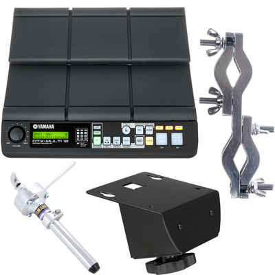 yamaha dtx multi 12 drum pad bundle thomann uk. Black Bedroom Furniture Sets. Home Design Ideas
