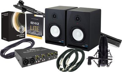 Focusrite Saffire 6USB Recording Bundle