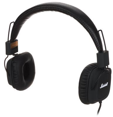 Marshall Headphone Major Black