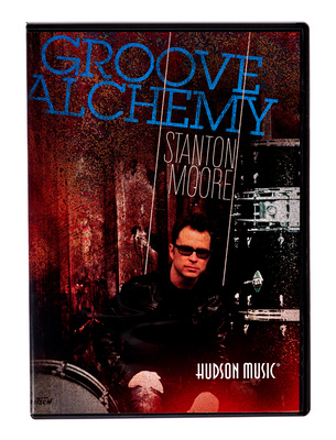 Hudson Music St. Moore Groove Alchemy DVD