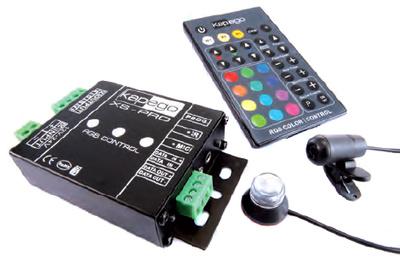 Kapego XS-Pro Controller RGB